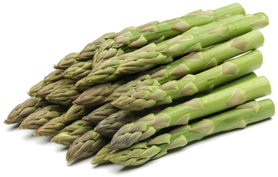 The California Kitchen: Asparagus with Sambal Crab | AgNet West ...