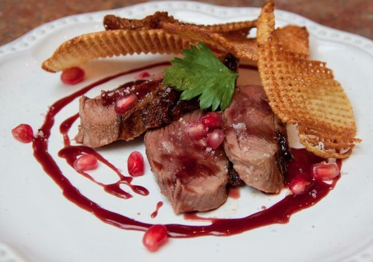 The California Kitchen: Roasted Duck Breast with a ...