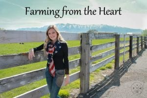 Farming from the heart