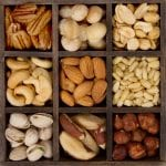 assorted nuts money crops