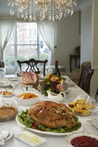 Thanksgiving Food Dollar