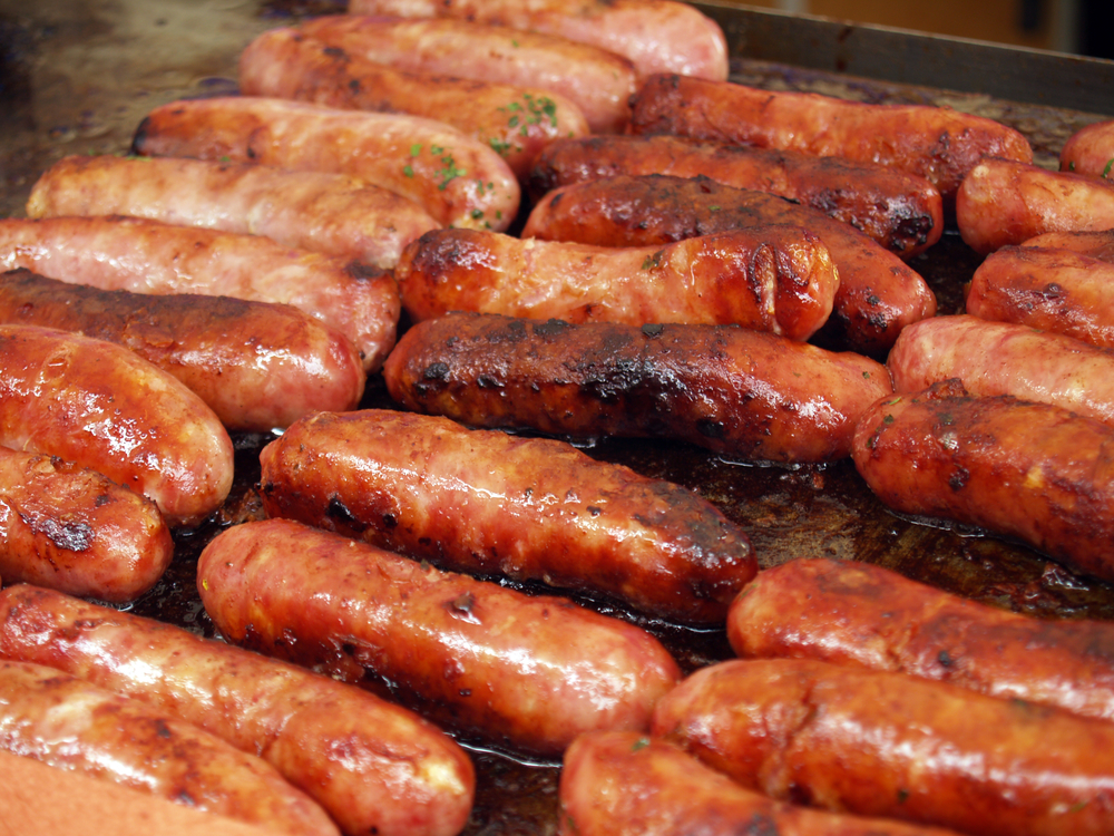 sausage cxompetition