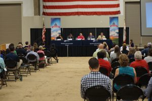 farm bill listening session