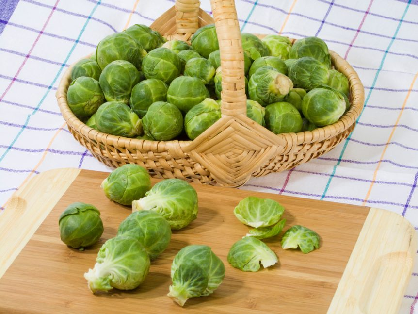 tips brussel sprout