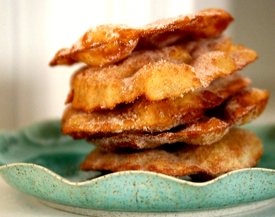 The California Kitchen: Buñuelos/Mexican Cookies Untamed